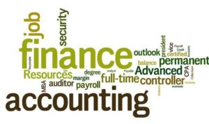 The Finance Division bargains with the subjects pertaining