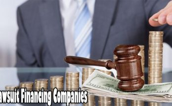 Lawsuit Financing Companies